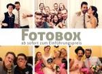 Mit Fotobox originelle Fotos von Party und Hochzeit