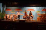 """Theater in Baar-Ebenhausen. Gespielt wird """"Ois Paletti"""". Foto: Ramona Schittenhelm"""
